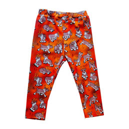 LITTLE REINDEES  Baby`s leggings